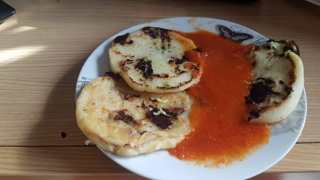 Pupusa A Typical Dish From El Salvador Open Cultural Center